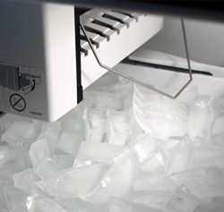 Ice Maker Line Installation