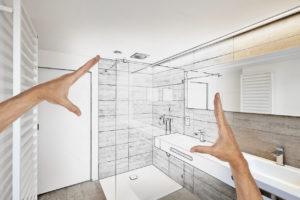 bathtub to shower conversion