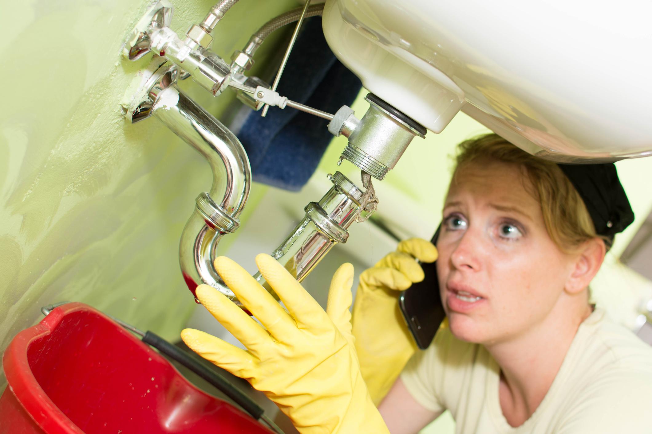 plumbing emergency