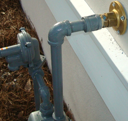Gas Line Installation And Repair Services Len The Plumber
