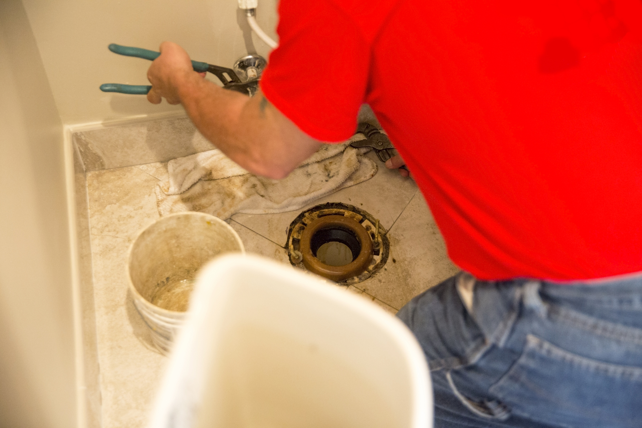 Why is My Toilet Leaking At the Base? | Len The Plumber
