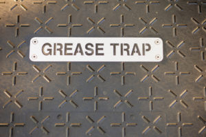 cleaning your grease trap should be done on a routine basis