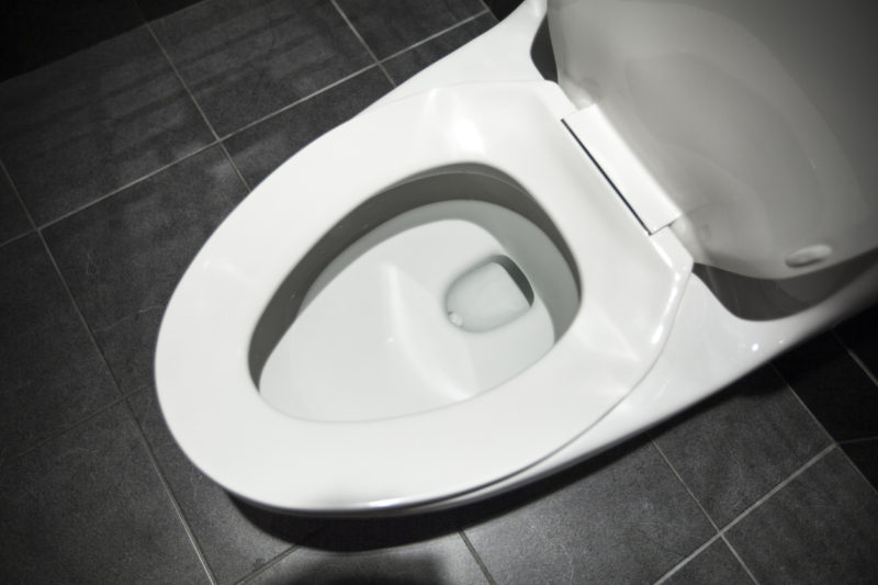 foul odors coming from your toilet indicate that something is wrong