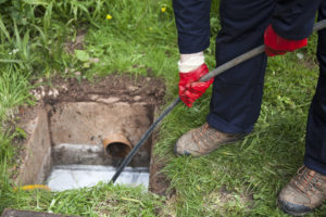 the main sewer line is one of the most important pieces of plumbing in your home