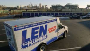 Len The Plumber is baltimores best plumber 2019